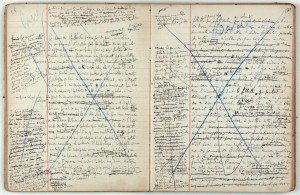 Marcel Proust's Journal, click to follow link to Tumblr